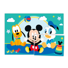 Painel Decorativo Mickey 126x88cm Baby Disney - Regina Un