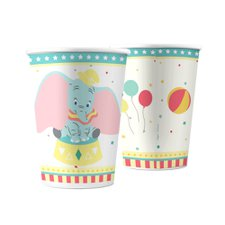 Copo de Papel 180ml Dumbo - Regina 8Un