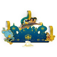 Kit Decorativo Aladdin - Regina Un