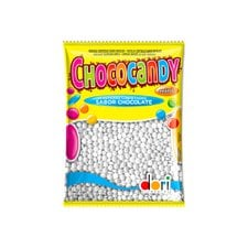 Chocolate Chococandy Mini Branco 350g - Dori Un