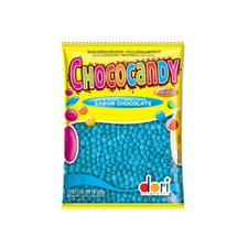 Chocolate Chococandy Mini Azul 350g - Dori Un