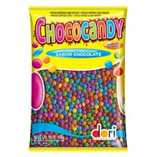 Chocolate Chococandy Mini Colorido Dori 500g