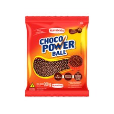 Cereal Power Micro Ball Leite 300gr - Mavalério Un