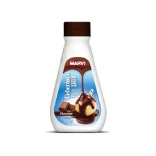 Cobertura de Sorvete Diet Sabor Chocolate 300g - Marvi Un