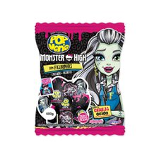 Pirulito Monster High Cereja Ácida 600g - Riclan Un