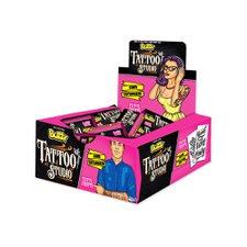Chicle Buzzy Tattoo Studio Tutti Frutti  300g - Riclan Un