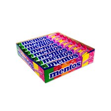 Drops Fruit You 37,5g - Mentos 16Un