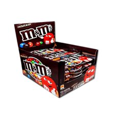 Chocolate M&M's ao Leite 45g - 18Un