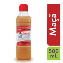 Pedialyte NG 45 500ml sabor maçã