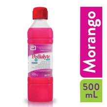 Pedialyte NG 45 500ml sabor morango