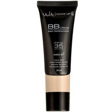 BB Cream Vult Make Up FPS 35 Cor Rosa com 30ml