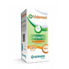 Vitamina D Videmed Com 10 Ml