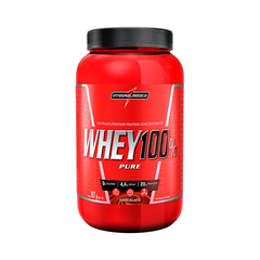 Super Whey 100% Pure 907 G Body Size - IntegralMédica