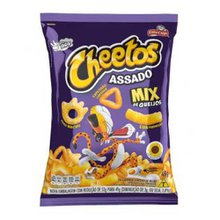 Cheetos Assado Mix de Queijo 52 G