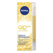 Sérum Antissinais Nivea Q10 Plus Pérolas Reparadoras 40ml