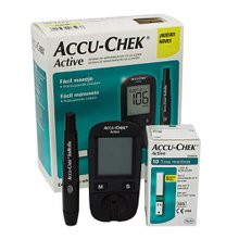 Accu-Chek Active Kit Monitor de Glicemia