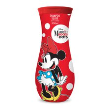 Shampoo Infantil Suave Minnie Rocks The Dots 500ml