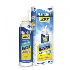 Naridrin Jet Spray Nasal 100ml