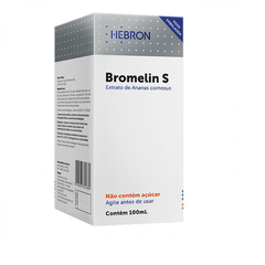 Bromelin S susp oral fr 100ml