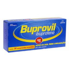 Buprovil 300mg caixa com 30 comprimidos