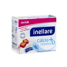 Inellare  sabor caramelo 60 tablets