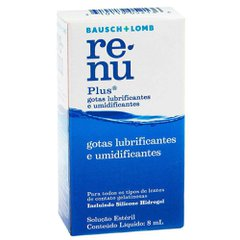 Renu Plus gotas umidificantes 8ml