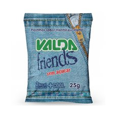 Valda Friends Pastilha 25g