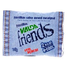 Valda Friends Pastilha envelope