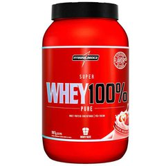 Super Whey 100% Pure, Morango 907g