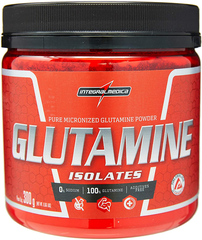 Glutamina Isolada  Integralmédica 300g