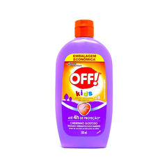 Repelente Off Kids loção 200mL