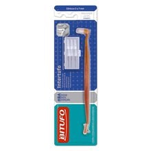 Escova Dental Bitufo Intertufo refil interdental cônico de 3 a 7mm