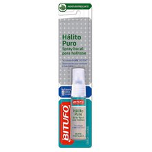 Spray Bucal Bitufo Hálito Puro Menta com 16ml