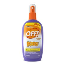 Repelente OFF! Kids Spray 200ml