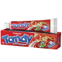 Creme Dental Infantil Tandy Morangostoso 50g