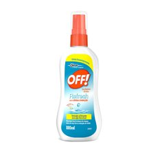 Repelente OFF! Refresh 100ml