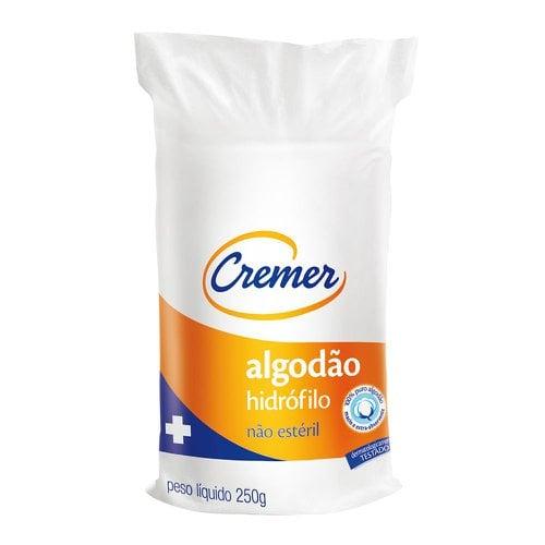 d60d9112dd Algodão Cremer Hidrófilo Rolo 250g
