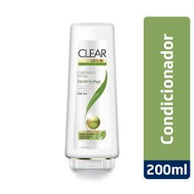 Condicionador Clear Women Fusão Herbal Cuidado Total Sem Sal  200ml