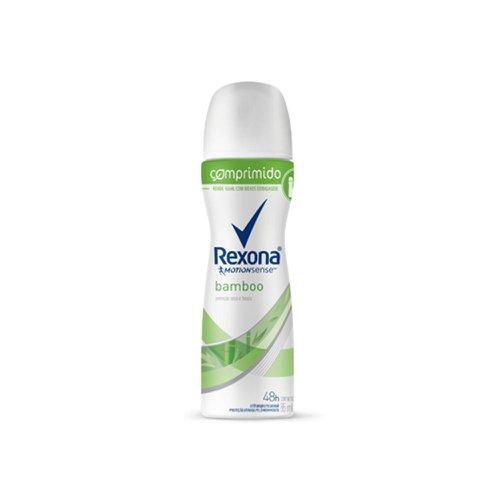 0199d3d23a Desodorante Rexona Women Bamboo aerosol comprimido 85mL
