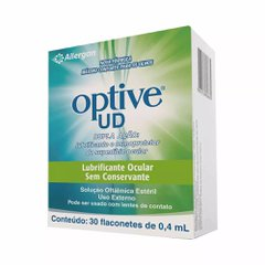 Optive UD 30 flaconetes de 0,4ml cada