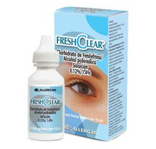 Fresh Clear frasco com 15ml