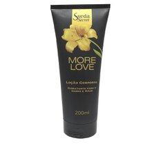 Sveda Loção Corporal More Love 200ml