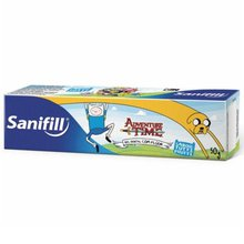 Creme Dental Infantil Sanifill  50g