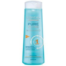 Sabonete Facial L'Oréal Pure Zone líquido  200ml