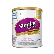 Similac Sensitive lata com 360g