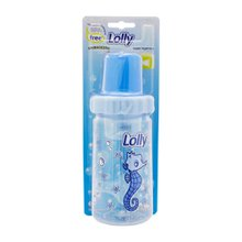 Mamadeira Lolly Big Oceano cor Azul m 330ml