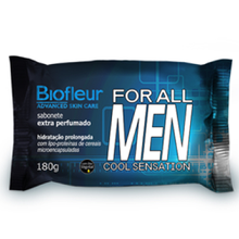 Sabonete BIOFLEUR Skin Care for all Men 180g
