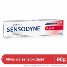 Creme Dental Sensodyne Original 90g