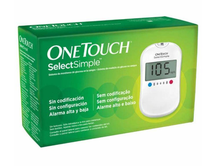 One Touch Select Simple Kit Monitor de Glicemia