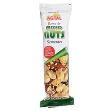 Barra De Mixed Nuts Sementes 30g
